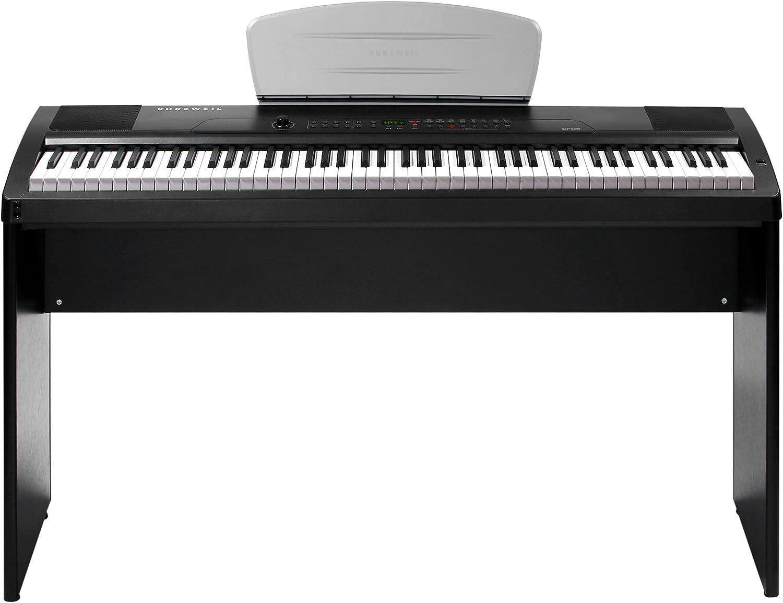 Kurzweil mps20 Piano portátil negro: Amazon.es: Instrumentos ...