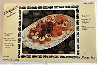 product image for Pastry Shoppe Croustades Crispy Shells - 6 pack