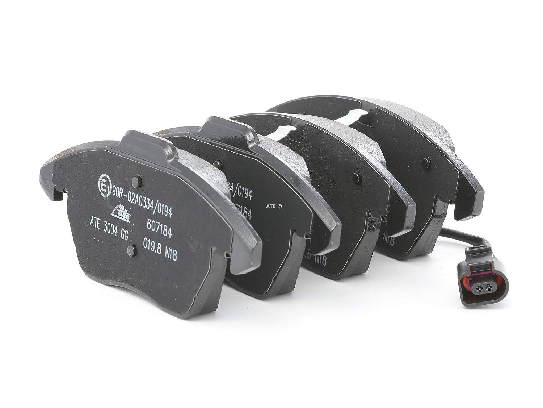 Bremsbelagsatz Scheibenbremse ATE 13.0460-7184.2 Bremsbelagsatz Bremsanlage