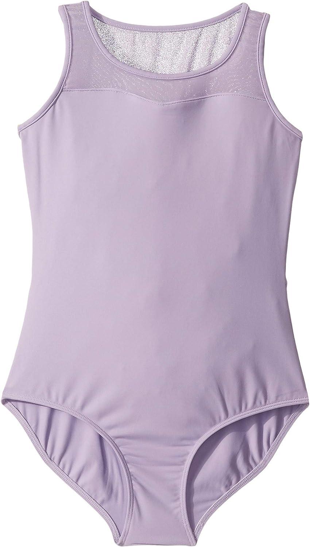 Bloch Dance Leotard black lycra bodysuit sleeveless back bow detail fashion