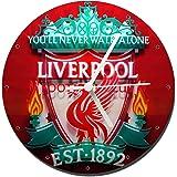 MasTazas Liverpool F.C. Wall Clock 20cm