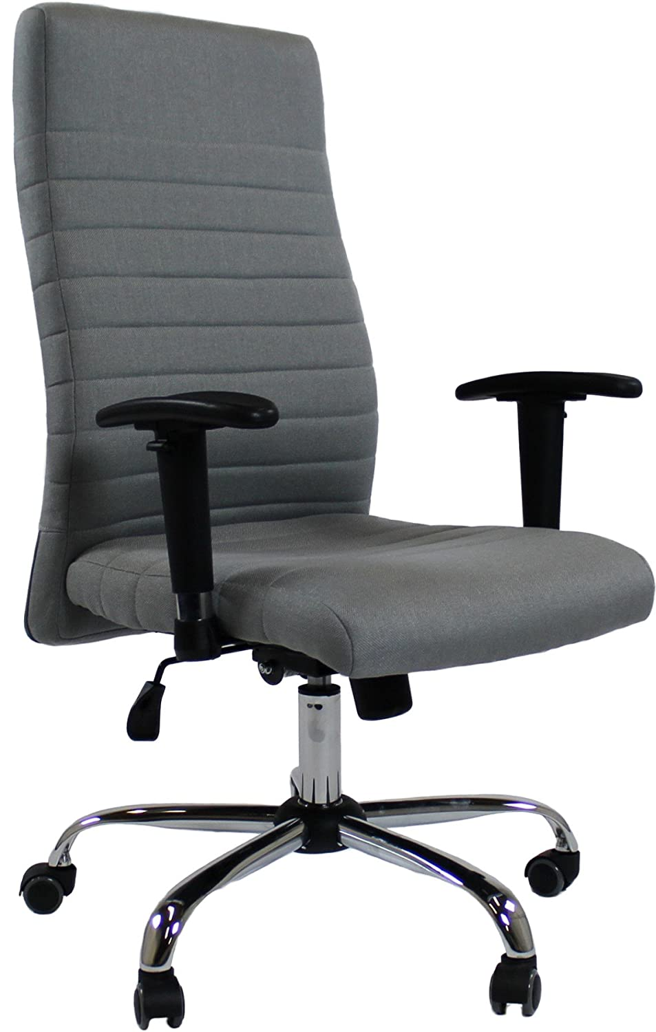 classic office chair. Charles Jacobs Retro Classic Design Executive Computer Office CHAIR In Grey PREMIUM QUALITY FABRIC High Back Luxury Business/Office Seat + Chrome Base With Chair