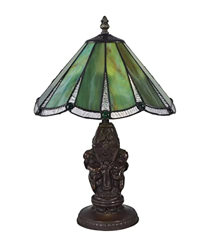 Springdale by Dale Tiffany STT17084 DePaul Tiffany Table Lamp