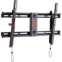 """ECHOGEAR Tilting TV Wall Mount with Low Profile Design for 40"""" - 82"""" TVs - Eliminate Glare with 10º of Smooth Tilt…"""
