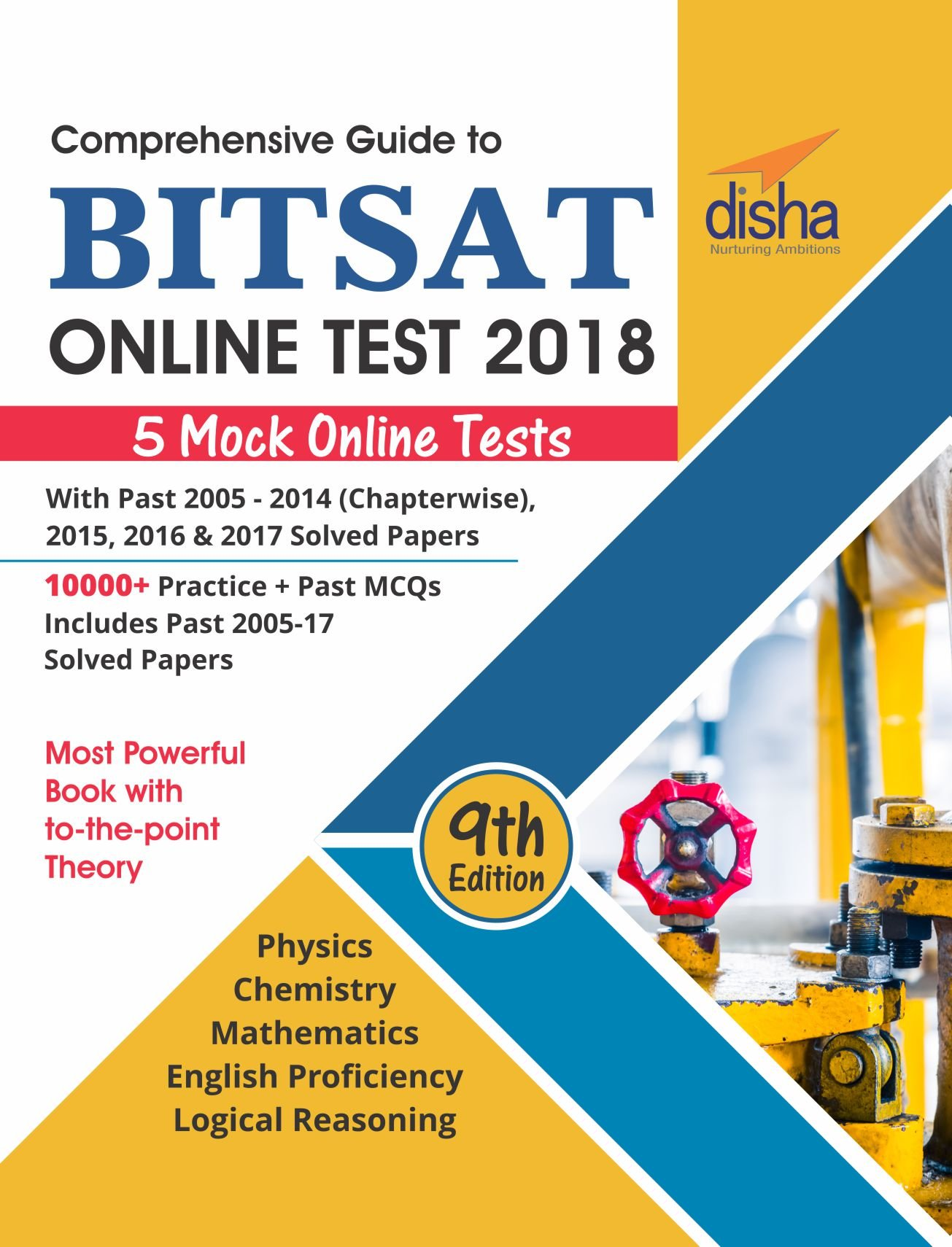 Buy comprehensive guide to bitsat online test 2018 with past 2005 buy comprehensive guide to bitsat online test 2018 with past 2005 2017 solved papers 5 mock online tests book online at low prices in india fandeluxe Images