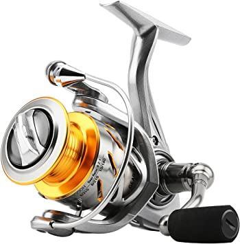 SeaKnight RAPID Spinning Fishing Reel with ratio 6.2:1 + 4.7:1 ...