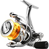 SeaKnight Rapid Saltwater Spinning Reel, 4.7:1,6.2:1 High Speed, Max Drag 22Lbs, Smooth Fresh and Saltwater Fishing Reel