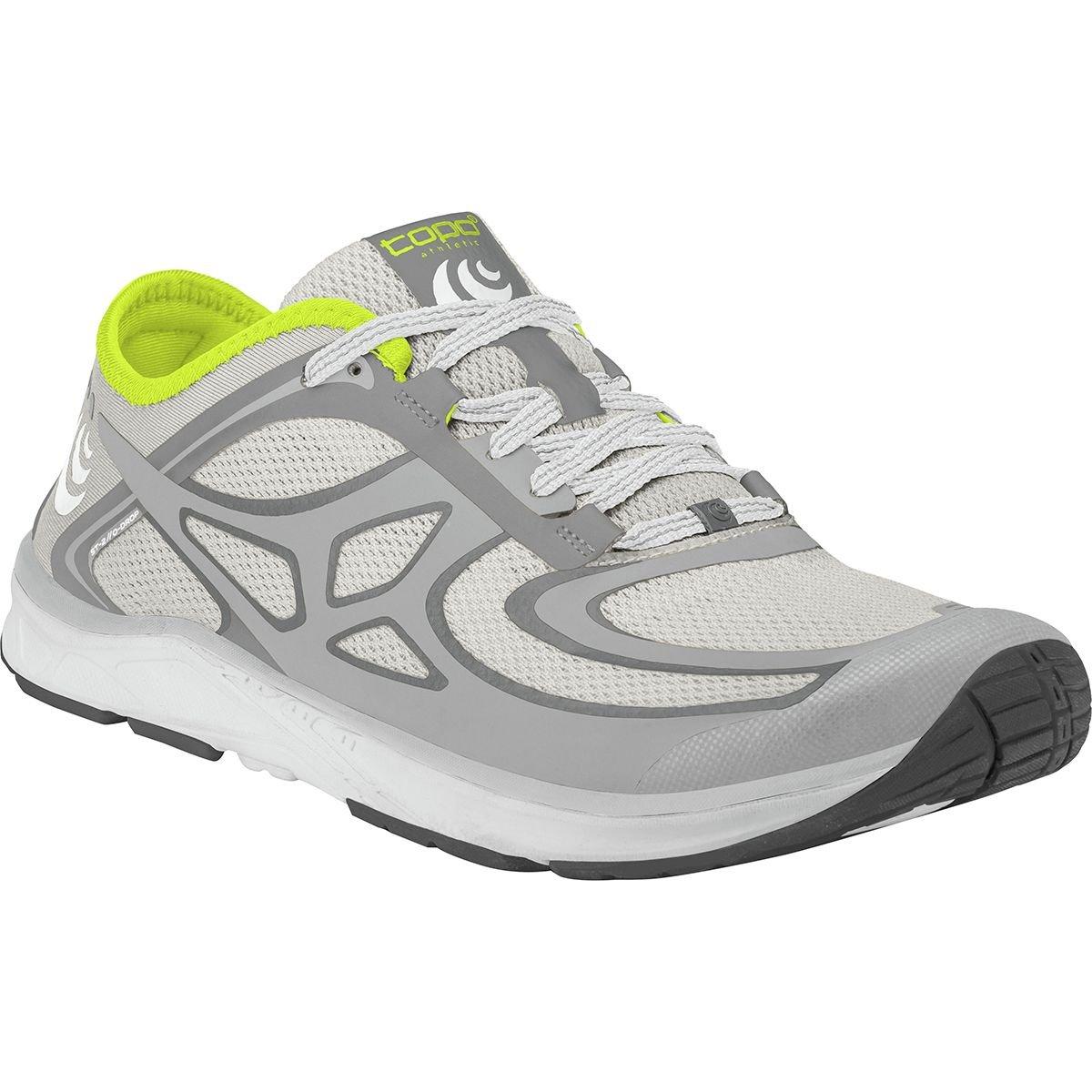 Topo Athletic Women's ST-2 Running Shoe B071F43XQ9 8 B(M) US|Grey/Green