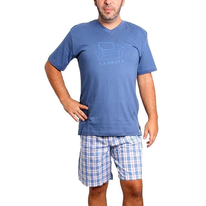 PETTRUS Pijama Kiff Kiff 222 Azul