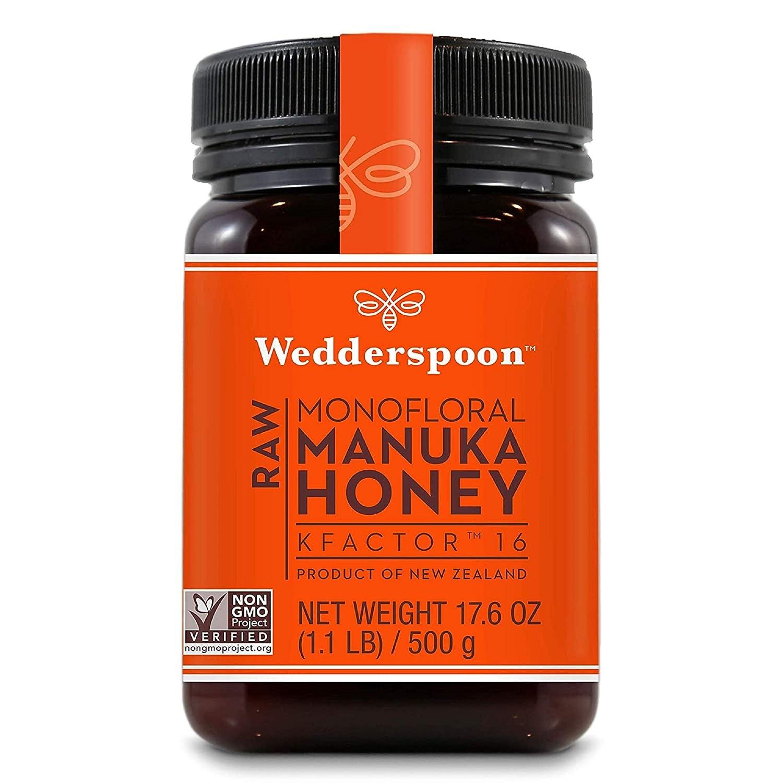 Wedderspoon Makuna Raw Honey