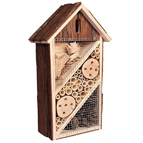 XL Insectos hotel Insectos casa insectos Nido – /Abejas – Hogar Caja Nido