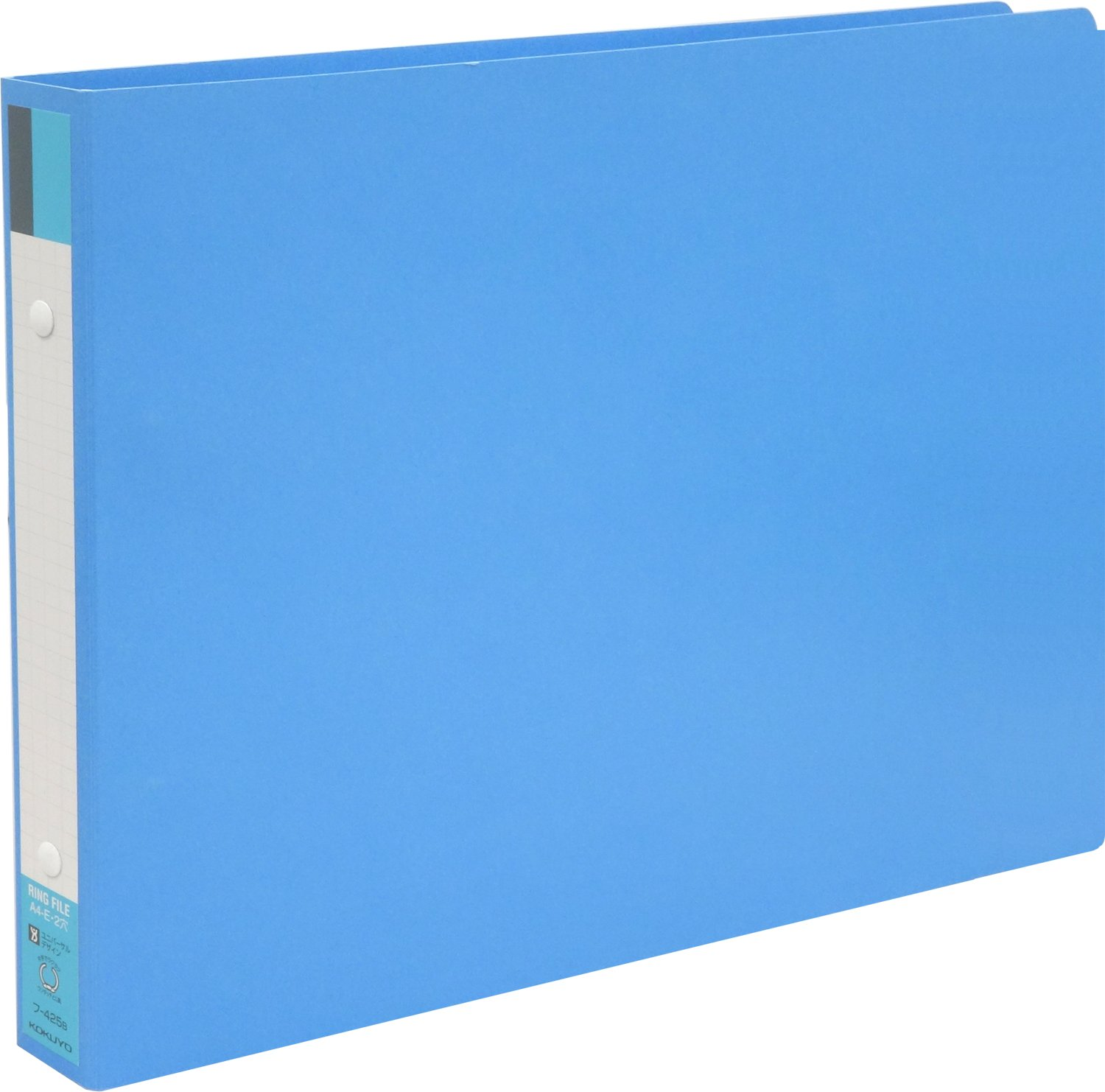 Kokuyo S & T board cover ring file A4 landscape blue 30mm (japan import) Kokuyo Co. Ltd. フ-425NB