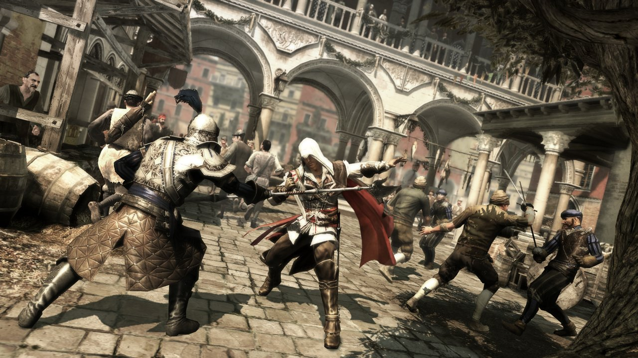 Image result for Assassin's Creed 2