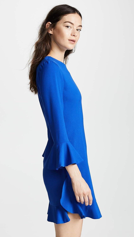 Jill Jill Stuart Womens Ruffle Sleeve Detail Dress