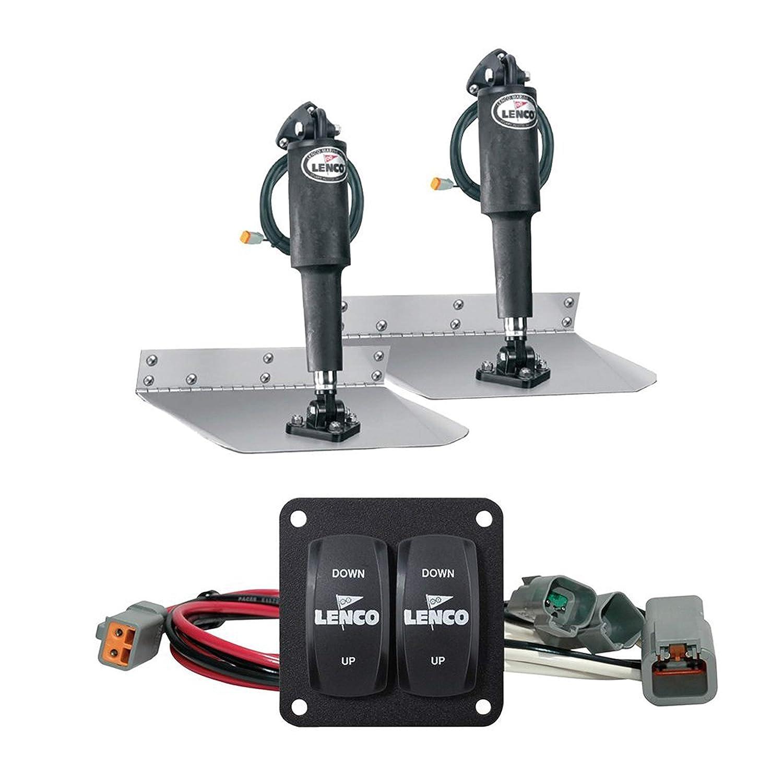 Lenco Marine Inc 15101-104 9 X 12 Standard Trim Tab Kit