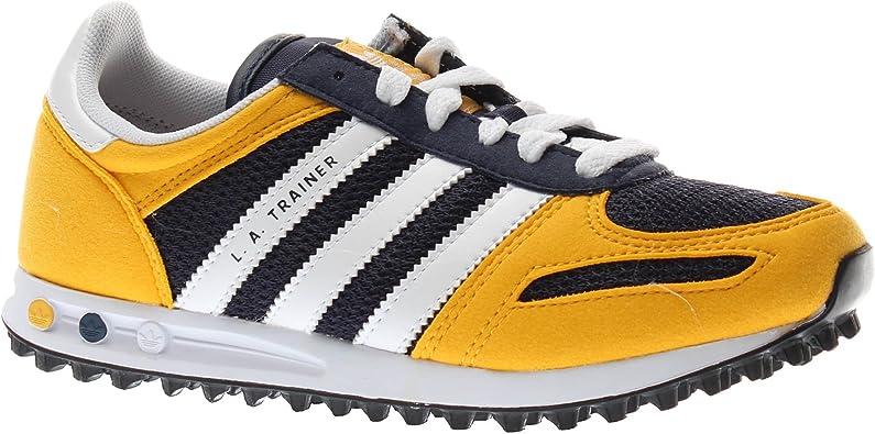 Adidas LA Trainer - Zapatillas Deportivas para niña: ADIDAS: Amazon.es: Zapatos y complementos