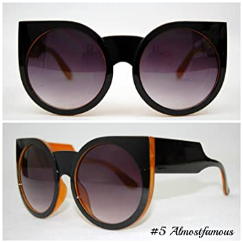 13d506b4cb Extreme Cat Black Nectar VTG 50s 60s Style womens Cat Eye Sunglasses Retro  Rockabilly Glasses Vintage UK  Amazon.co.uk  Sports   Outdoors