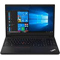"Lenovo ThinkPad E595 - Ordenador portátil 15.6"" FullHD (AMD Ryzen 5-3500U, 16GB RAM, 512GB SSD, AMD Radeon Vega 8 Graphics, Windows 10 Pro), Color negro - Teclado QWERTY español"