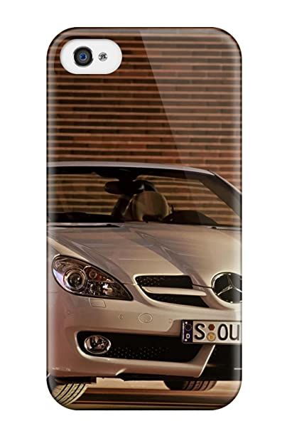 Top Quality Rugged Mercedes Slk 350 Wallpaper Case Cover For