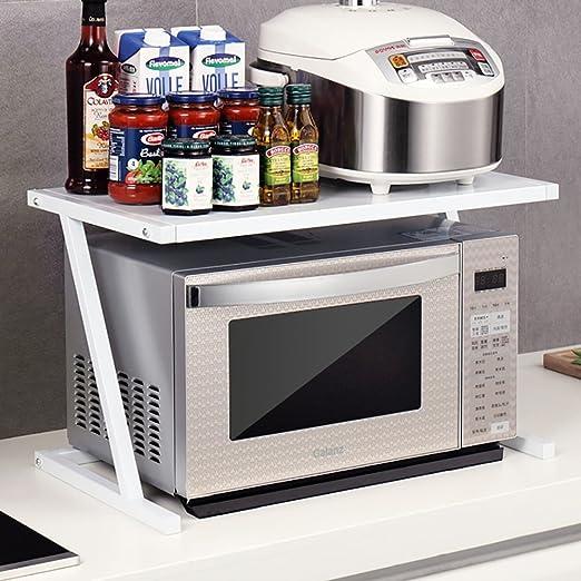 Toalla accesorio de microondas estante/estante para cocina gama ...