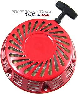 BMotorParts Recoil Starter for Honeywell HW5500 HW5500E 6036 6037 6151 5500 6875W Generator
