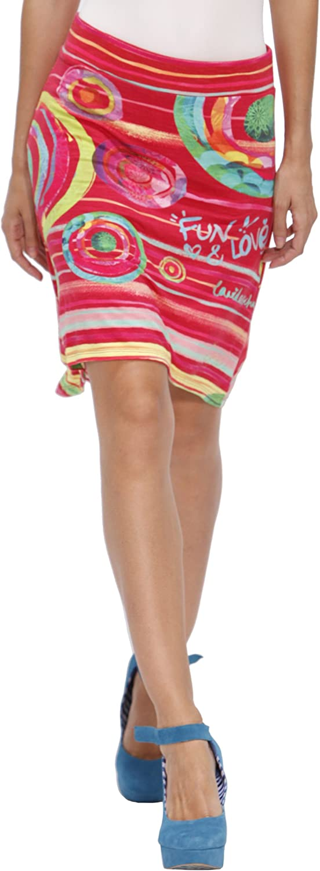 Genuine Free Shipping 2021new shipping free shipping Desigual Women's Fal Skirt Ibarra