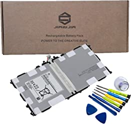 ghdonat.com JIAZIJIA T4000E Tablet Battery Replacement for Samsung ...