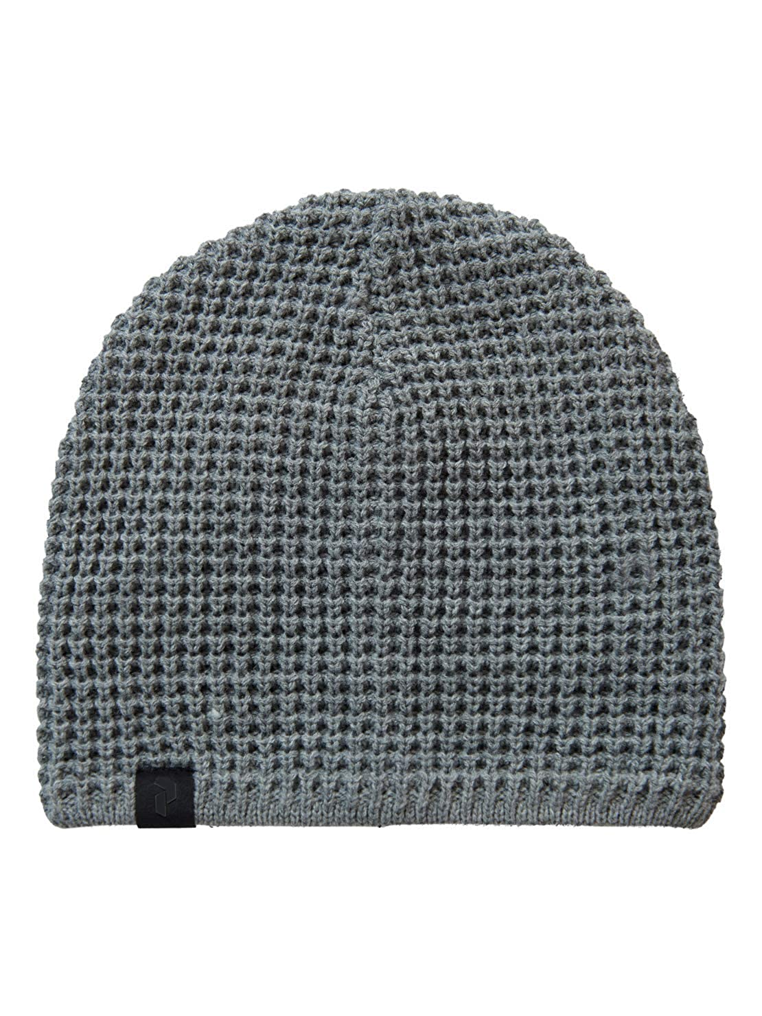 Peak Performance Spokane Knitted Hat Grau Melange