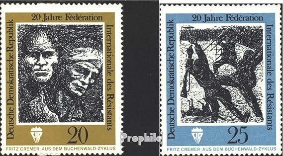 1985 Flugpost Briefmarken f/ür Sammler Prophila Collection DDR 2967 kompl.Ausgabe