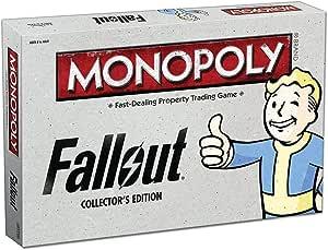 Monopoly: Fallout Collectors Edition: Amazon.es: Juguetes y juegos