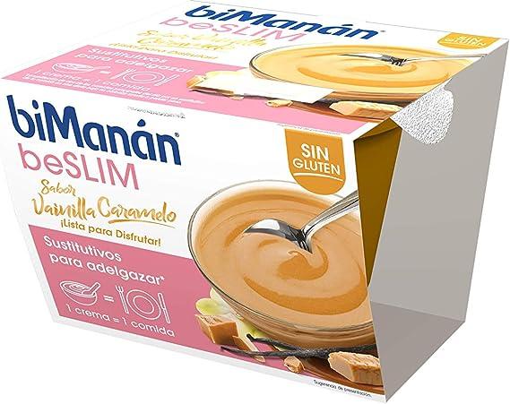 BIMANAN - beSLIM - Sustitutivos para Adelgazar - Copa Vainilla - 210g