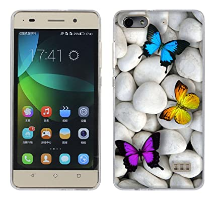 Amazon.com: Huawei G Play Mini Funda, Huawei Honor 4C Funda ...