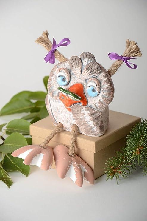 Handgemachte Keramik Lustige Spardose Ton Deko Originell Fur Haus