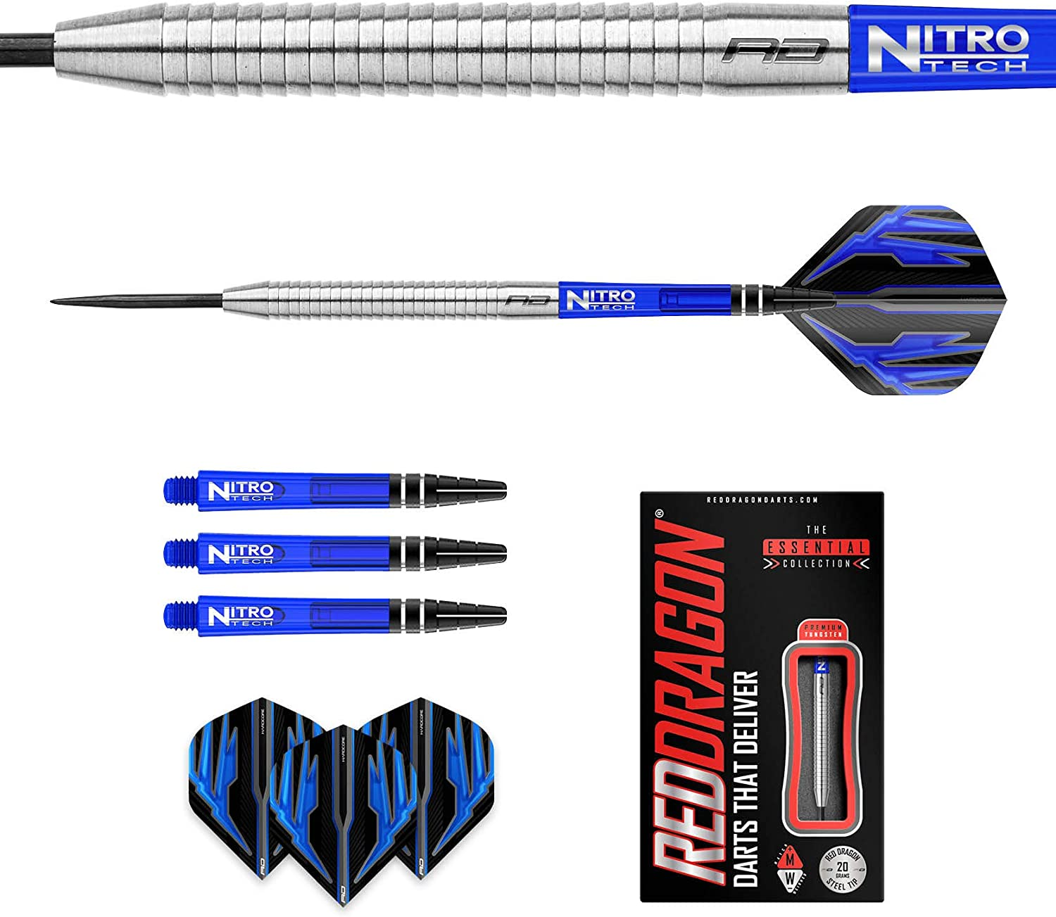 Top 4 Best Red Dragon Darts Review