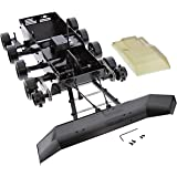 Kyosho 1/12 Blizzard FR ROLLER ROLLING CHASSIS with Drive Chains & Plow Blade