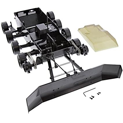 Amazon Kyosho 112 Blizzard Fr Roller Rolling Chassis With. Kyosho 112 Blizzard Fr Roller Rolling Chassis With Drive Chains Plow Blade. Wiring. Blizzard 1080 Plow Wiring Diagram At Scoala.co