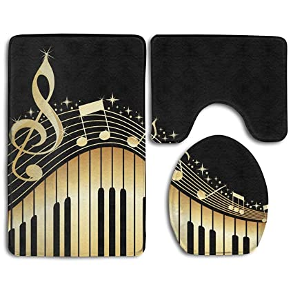 Tremendous Amazon Com Ding Bling Music Note Piano Soft Comfort Caraccident5 Cool Chair Designs And Ideas Caraccident5Info