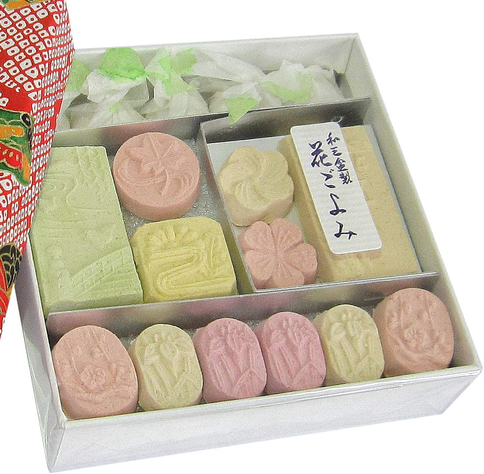 和三盆糖 お干菓子 「花ごよみ 」【1箱】