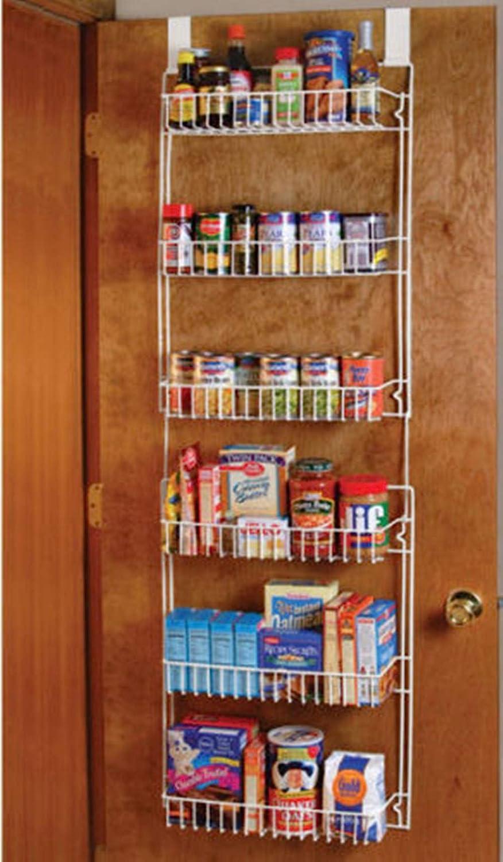 Amazon Com Good Concept Over The Door Storage Shelf Kitchen