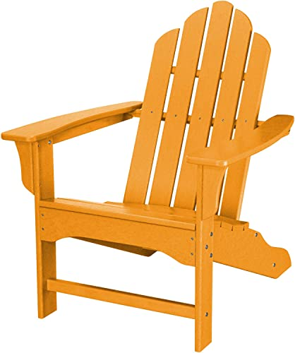 Hanover Outdoor Furniture HVLNA10TA All Weather Contoured Adirondack Chair