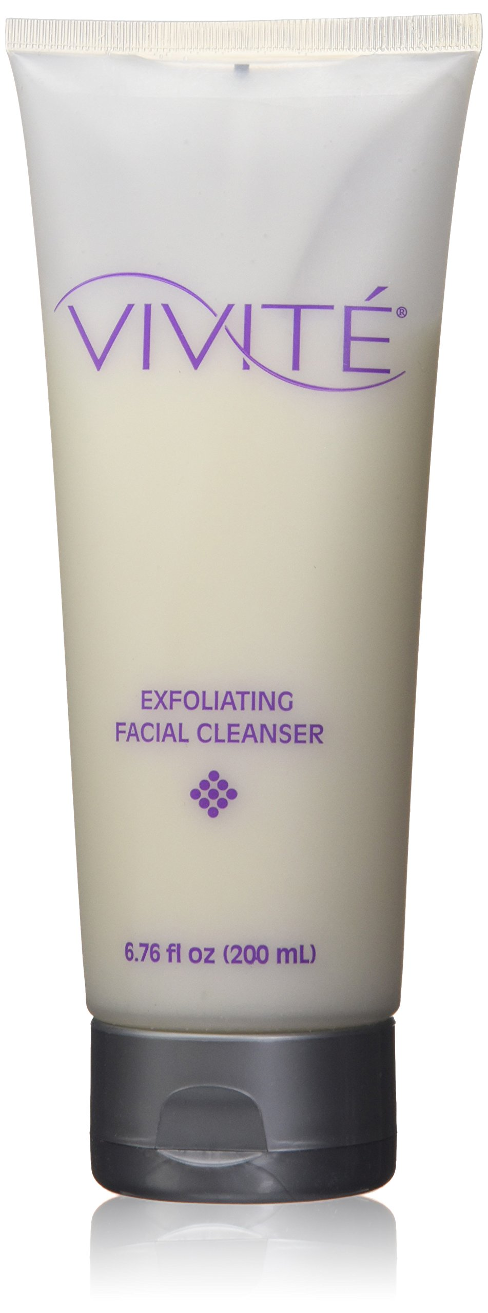 VIVITÉ Exfoliating Facial Cleanser, 6.76-Ounce Tube