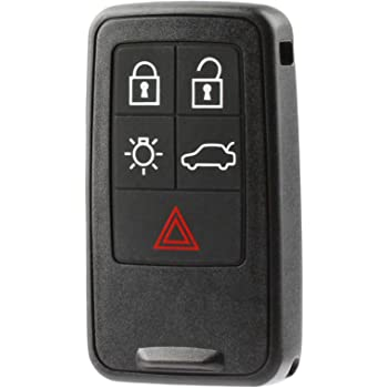 qualitykeylessplus Two Smart Insert Key Replacements for Toyota Remote Blank Uncut Blade with Free KEYTAG