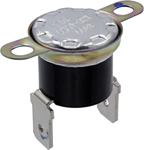 Supplying Demand WB27X709 Microwave Thermostat Normally Open Compatible with GE Fits 255580, AH240278
