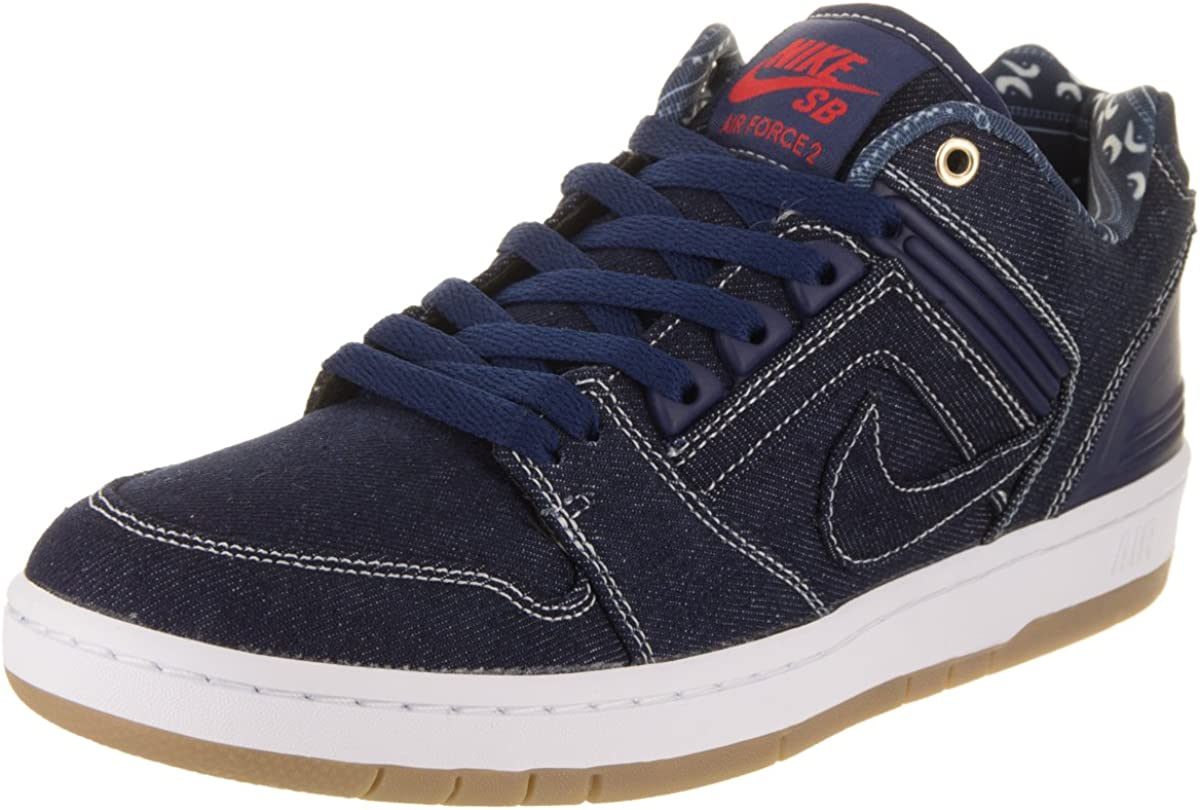 Nike SB AIR Force 2 Low QS 'East West Pack' AO0298 441