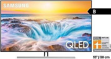 Samsung GQ55Q85RGTXZG 138 cm (55 Pulgadas) TV Plana/Flat QLED Q85R (2019): Amazon.es: Electrónica