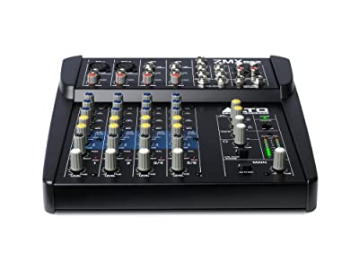 front facing alto professional zmx862