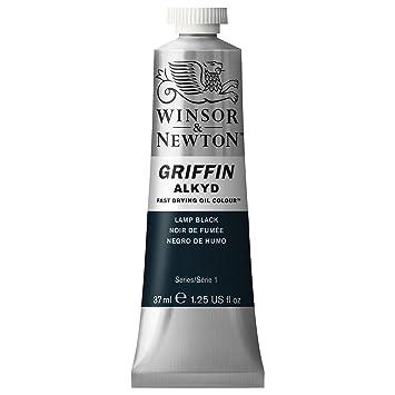 2752438bac Winsor & Newton 1914337 Griffin Alkyd schnell trocknende Ölfarbe 37ml Tube,  hergestellt aus hochwertigen Pigmenten
