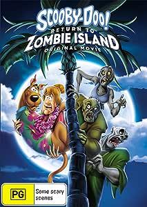 Scooby-Doo: Return To Zombie Island (DVD)