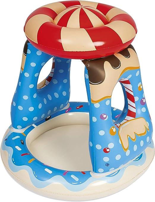 Bestway Candyville - Piscina Infantil (91 x 91 x 89 cm): Amazon.es ...