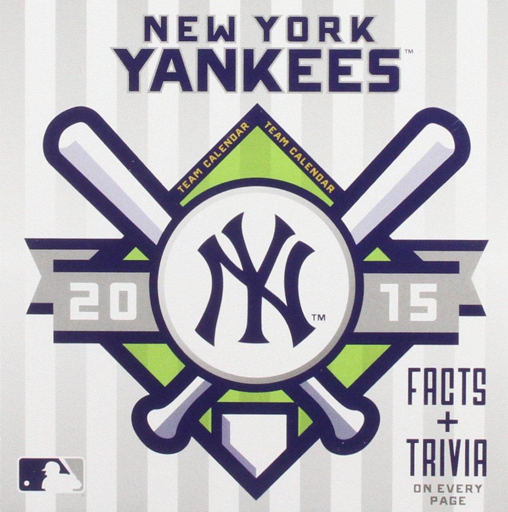 Download New York Yankees 2015 Calendar ebook